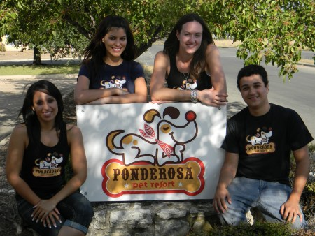 Image of Ponderosa Pet Resort which provides dog boarding in or near Georgetown, TX